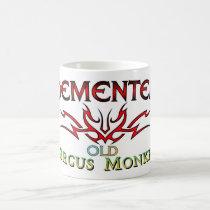 Demented old Circus Monkey Coffee Mug