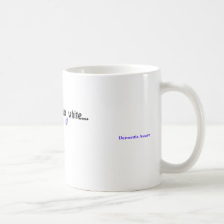 Dementia Aware-Products & Clothing Coffee Mug