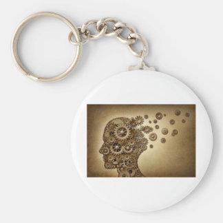 Dementisa-Brain-Problem Keychain