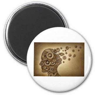 Dementisa-Brain-Problem Magnet