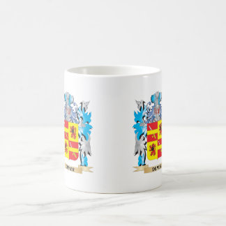 Demer Coat of Arms - Family Crest Classic White Coffee Mug