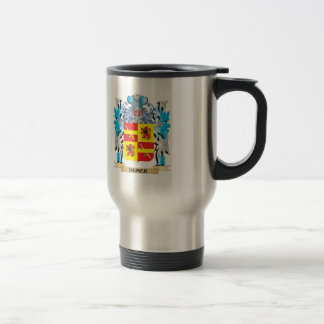 Demer Coat of Arms - Family Crest 15 Oz Stainless Steel Travel Mug