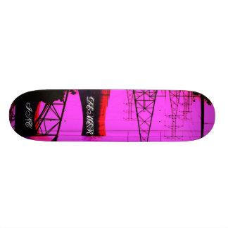 DEMER, INC Nuclear Skateboard Deck