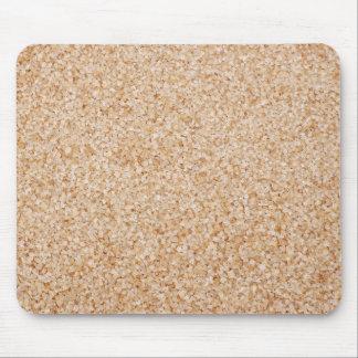Demerara sugar mouse pads