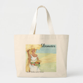 Demeter Large Tote Bag