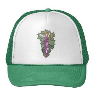 Demeter mother-goddess trucker hat