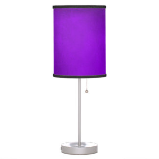 Demeter Purple Grunge Airbrush Art Desk Lamp