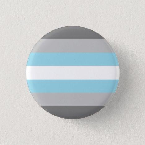 Demiboy Pride Flag Badge Button