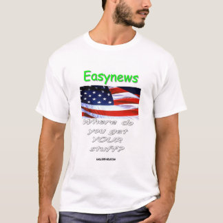 Demigod's Easynews Tshirt Design 2