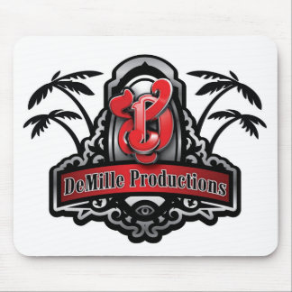 DeMille Productions mouse pad