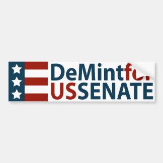 DeMint for US Senate Bumper Sticker
