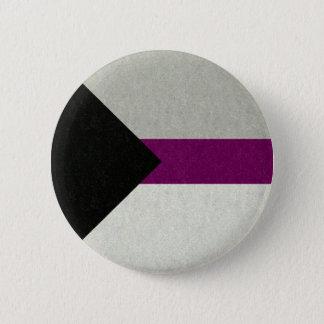 Demisexual Flag Button