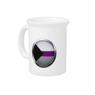 DEMISEXUAL MEDALLION PITCHERS