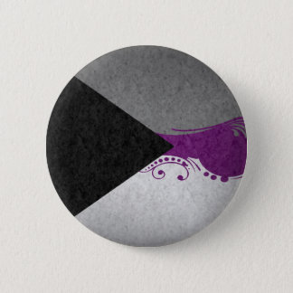 Demisexual Ornamental Flag Button
