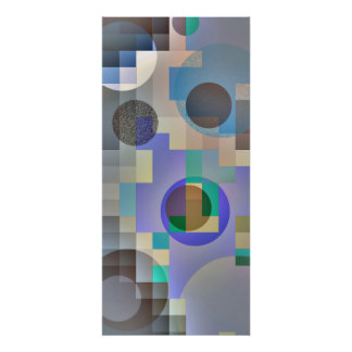 DEMO Abstract Poster ( color variation )