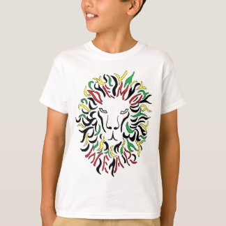Demo Wear: Rasta Lion T-Shirt