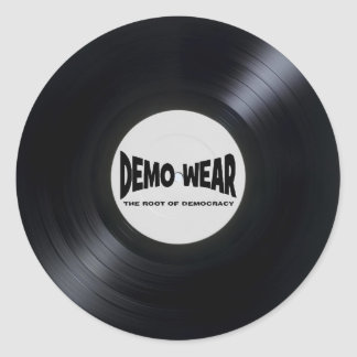 Demo Wear Vinyl Stickers