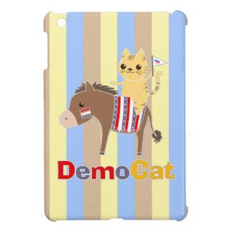 DemoCat (PolitCat Series) iPad Mini Cases