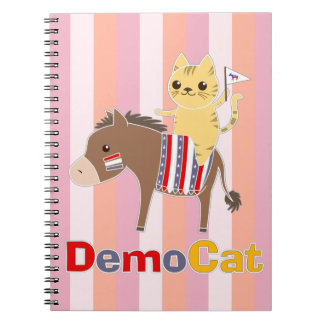 DemoCat (PolitiCat Series) Notebook