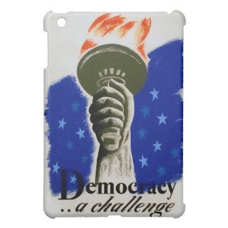 Democracia del poster de WPA … Un desafío