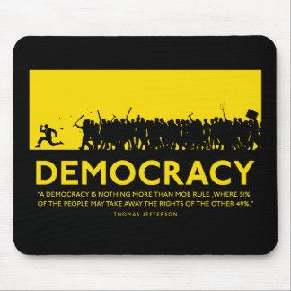 Democracia Mousepad