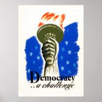 Democracy .. a challenge WPA