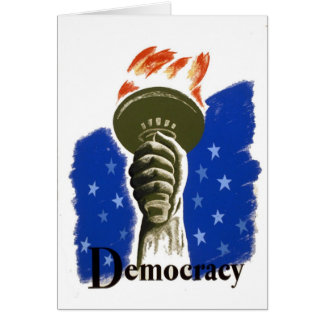 Democracy Card