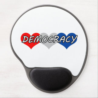 Democracy Gel Mouse Mats