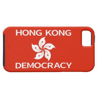 Democracy Hong Kong Flag iPhone SE/5/5s Case