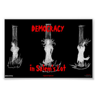 Democracy in Salem's Lot (2) [13956995] Print