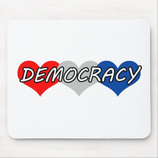Democracy Mouse Pad