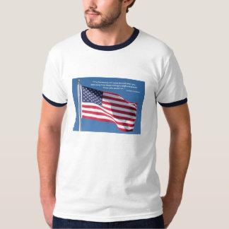 DEMOCRACY WILL CEASE TO EXIST T-Shirt