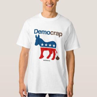 DEMOCRAP- - Humor de Politiclothes - .png Playera
