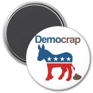 DEMOCRAP FRIDGE MAGNETS