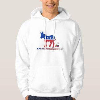 Democrap Political Hoodie