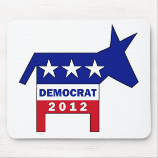 DEMOCRAT 2012 MOUSE PAD