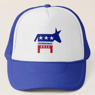 DEMOCRAT 2012 TRUCKER HAT