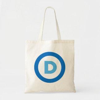 Democrat Canvas Bag