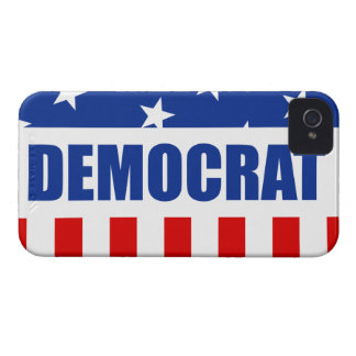 Democrat Barely There™ iPhone 4 Case