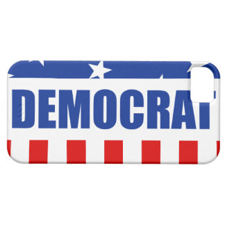 Democrat Barely There™ iPhone 5 Case