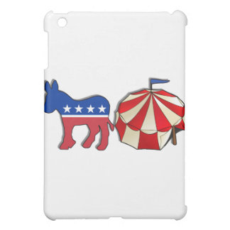 Democrat Circus Donkey Cover For The iPad Mini