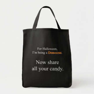 Democrat Costume Tote Bag