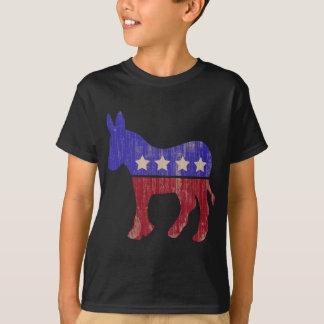 Democrat Donkey 2012 (Vintage) T-Shirt
