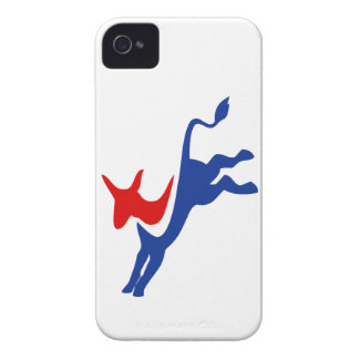 Democrat Donkey Barely There™ iPhone 4 Cas Case-Mate iPhone 4 Case