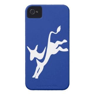 Democrat Donkey Barely There™ iPhone 4 Cas iPhone 4 Cover
