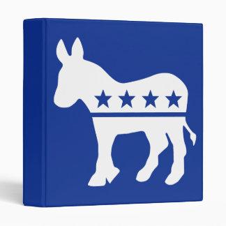 Democrat Donkey Binder