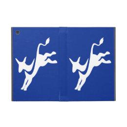 Democrat Donkey Cover For iPad Mini
