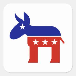 Democrat Donkey Gifts Sticker