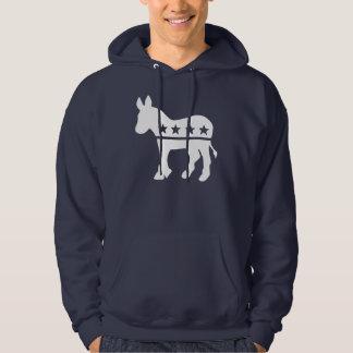 Democrat Donkey Hoodies