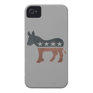 Democrat Donkey Iphone 4 Case